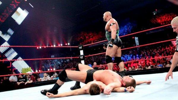 Extreme Rules 2012 : Ryback bat Aaron Relic & Jay Hatton