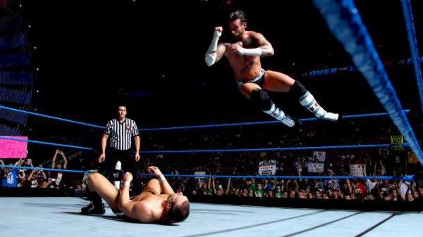 Over the Limit : CM Punk bat Daniel Bryan