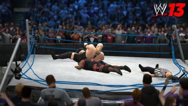 WWE'13 : les premières photo