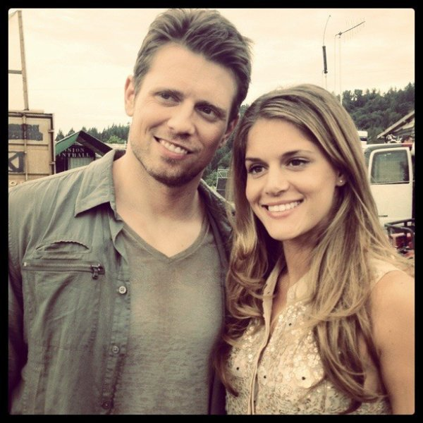 The Miz sur le tournage de The Marine 3