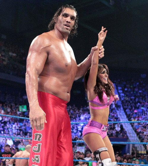 layla & the breat khali