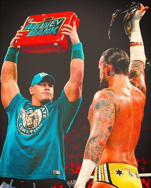 CM Punk & John Cena - Nouvelle guerre qui commence ?!