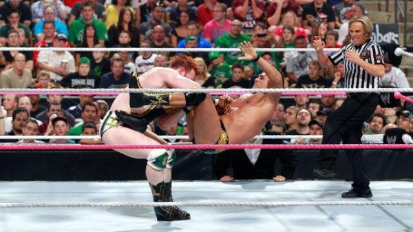 Night Of Champions 2012: Sheamus bat Alberto Del Rio