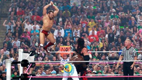 Night Of Champions 2012: Kane & Daniel Bryan battent Kofi & R-truth (devienne les nouveaux champions tag team