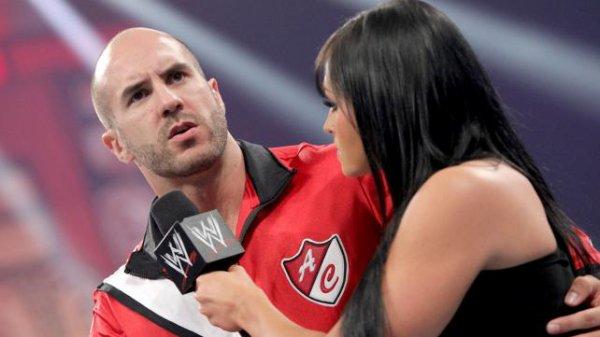 Night Of Champions 2012:  Antonio Cesaro bat Zack Ryder