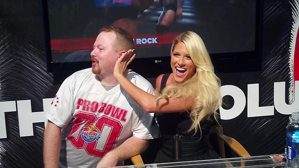 Kelly Kelly quitte la WWE !