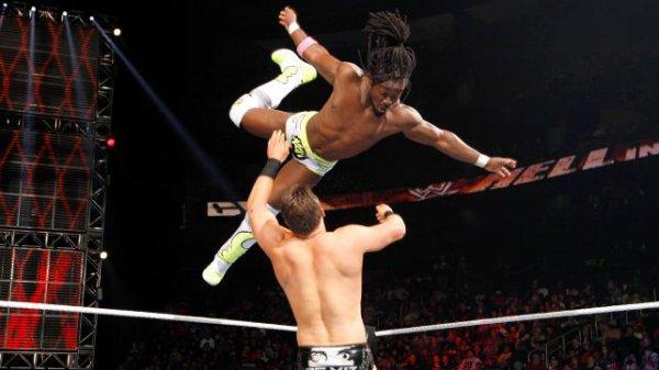 Résultats Hell in a Cell 2012: Kofi Kingston bat The Miz