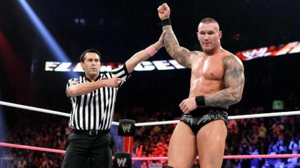 Résultats Hell in a Cell 2012: Randy Orton VS Alberto Del Rio