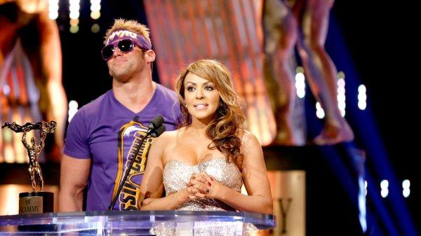 Zack Ryder & Layla