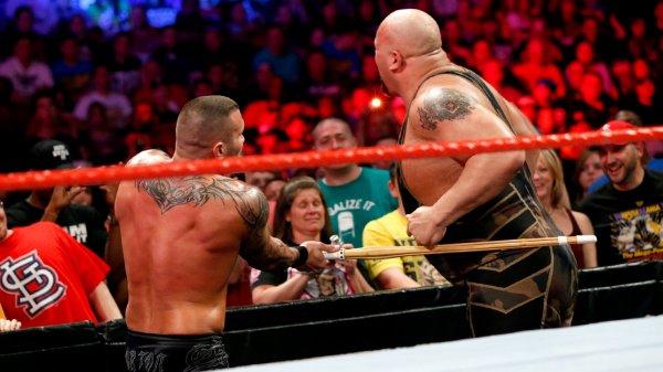 Extreme Rules 2013: Randy Orton bat Big Show