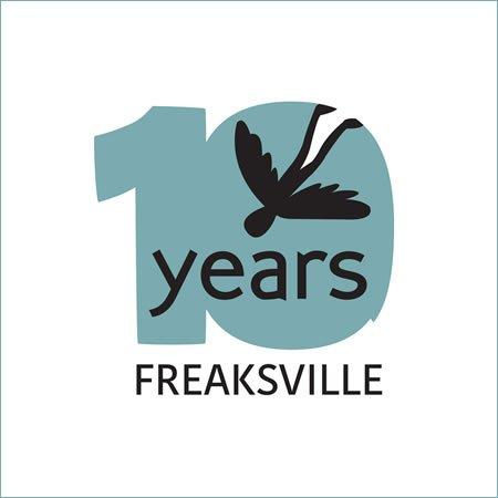 Le label musical belge ind�pendant Freaksville f�te ses 10 ans