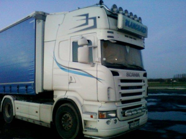Scania R 500 v8 Super
