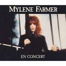 concert de myl�ne farmer  en 1989