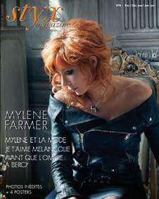 styx magazine n°4  le 30/10/2016 et icone 88-96  le 30/11