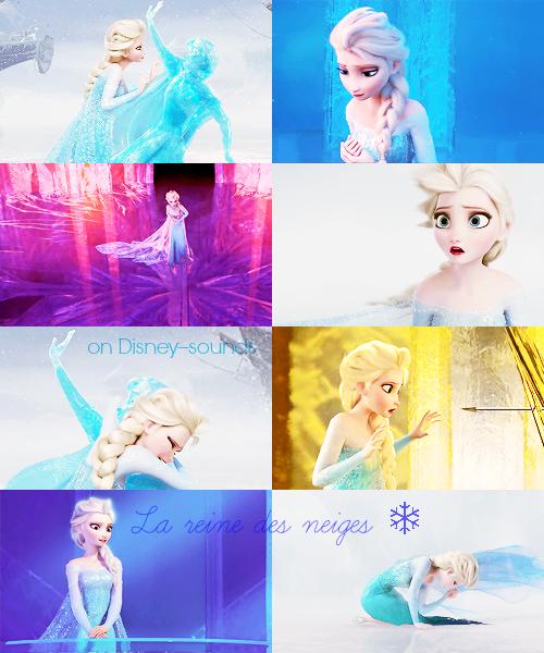 La reine des neiges ❅
