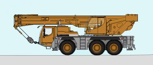 Dessins camions camion passion reels et maquettes - Dessin de grue ...