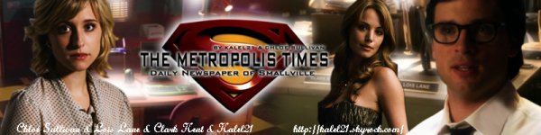 Bienvenue au The Metropolis Times
