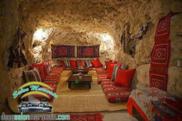 Articles de salons marocain tagg s salon marocain berb re top s - Salon berbere moderne ...