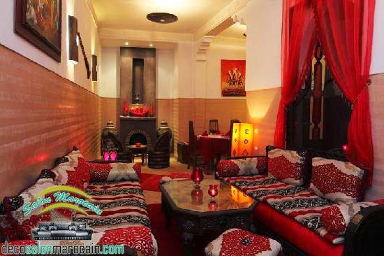 Articles de salons marocain tagg s salon marocain moderne page - Salon oriental au sol ...