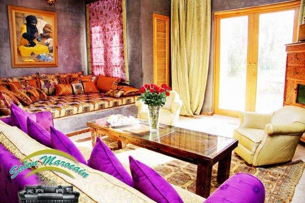 Articles De Salons Marocain Tagg S Salon Marocain Villa Top Salons Morocain Decoration