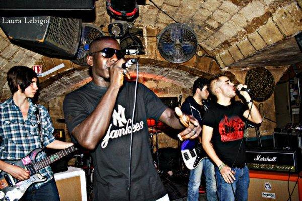 NEVERMIND feat GHOST au KLUB ( Ch�telet - 75001 Paris ) - 24/10/10