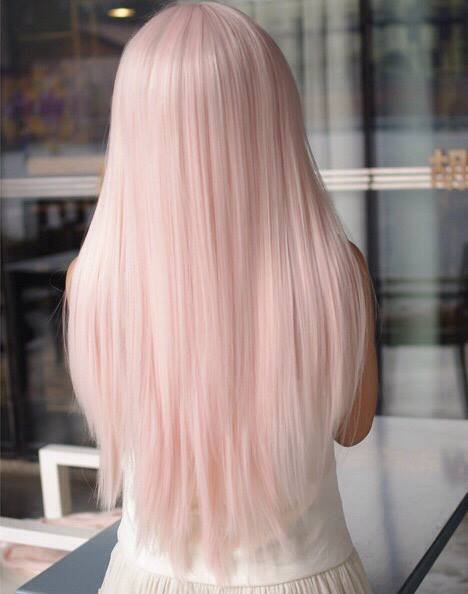 Belle chevelure...