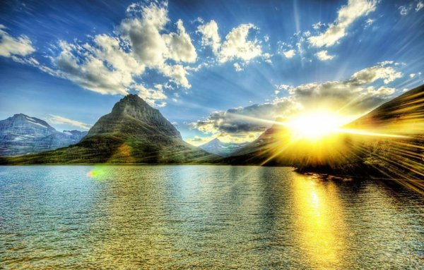 Beau paysage...