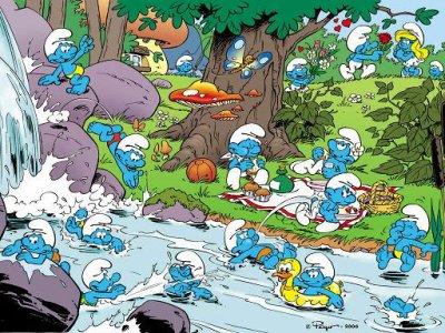 Les stroumph blog de mellyari123 - Image de stroumph ...