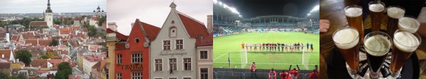 D�placement � Tallinn, Estonie - Suisse, 12.11.2015, qualif euro 2016