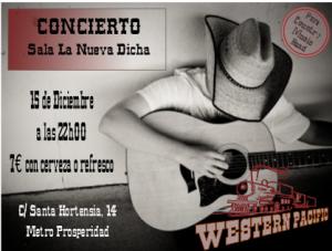 Concierto WP La Nueva Dicha