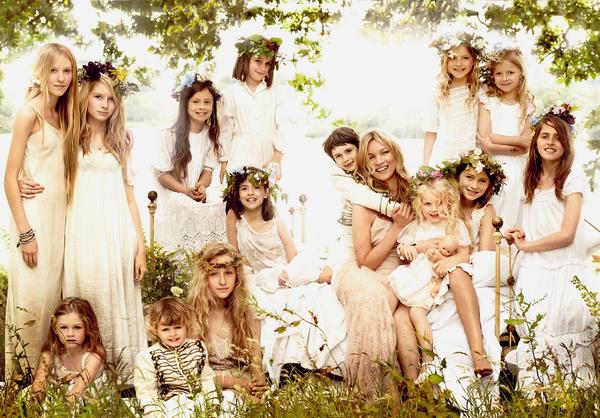 US Vogue September 2011 | Mario Testino