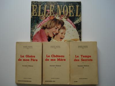 """LE COURS DES """"SOUVENIRS D'ENFANCE"""" DE MARCEL PAGNOL.(1)"""