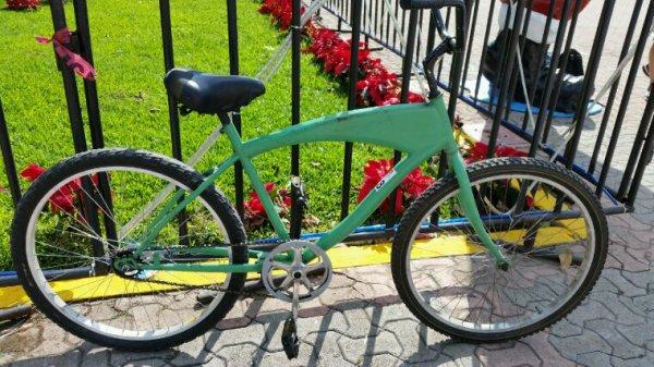 Vélo du Mexique