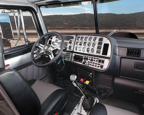 Tableau de bord 39 camion am ricain loisirs detentes for Interieur kenworth t2000