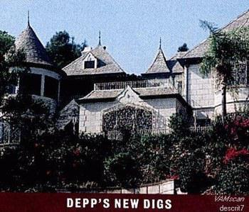 Maison de los angeles pirates des cara bes - Maison de johnny depp ...