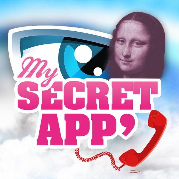 La nouvelle application sur Secret Story 8 : My Secret App'!