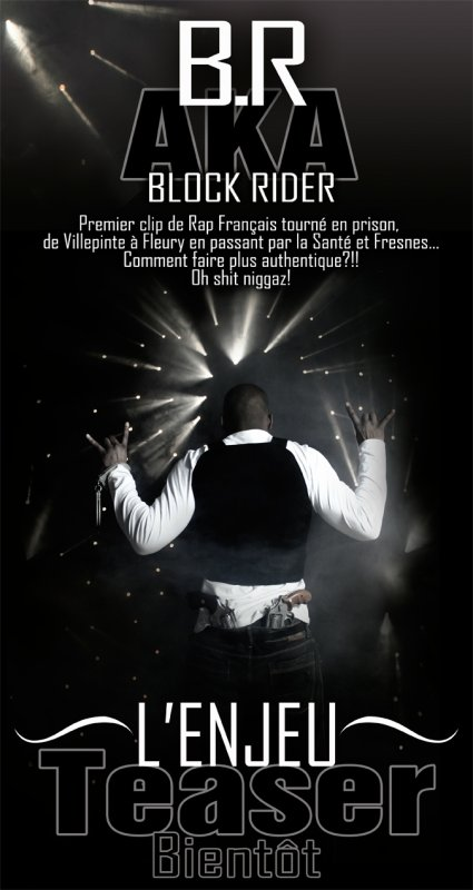 "Teaser clip ""L'enjeu""....bientôt"