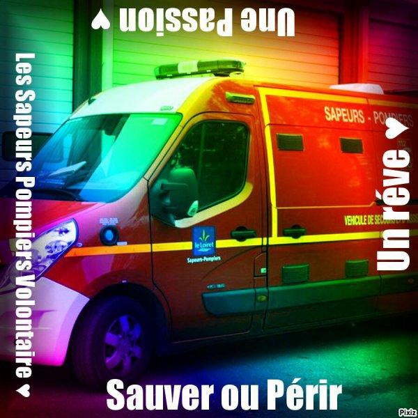Sapeurs Pompiers Volontaire