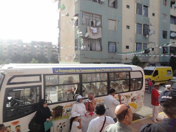 Coup d'envoi de la caravane � anti-intoxications �
