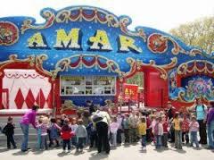 Les � anc�tres � du cirque Amar