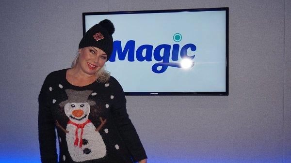 26 décembre 2014: Kim Wilde's Christmas favourites