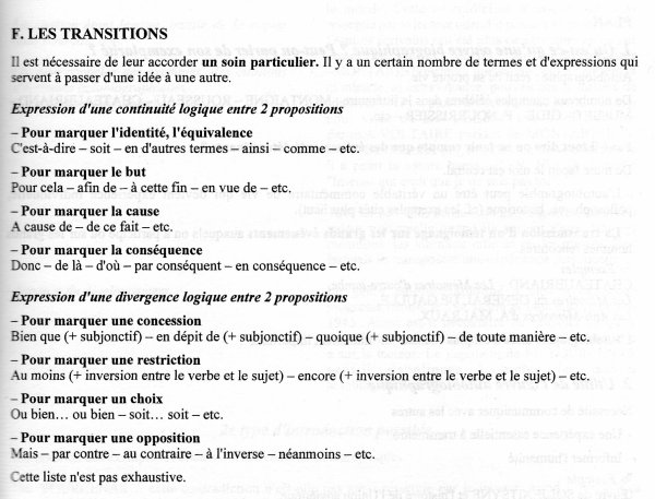methode de la dissertation de philosophie