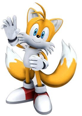 "Miles""Tails""Prower"