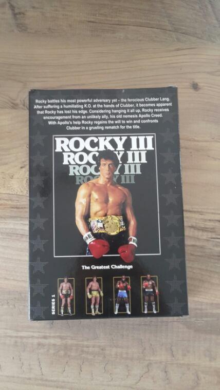 Rocky figurine 40 �me anniversaire