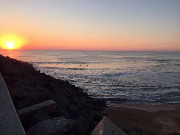 Surf plage de Tarnos (18/07/2016)
