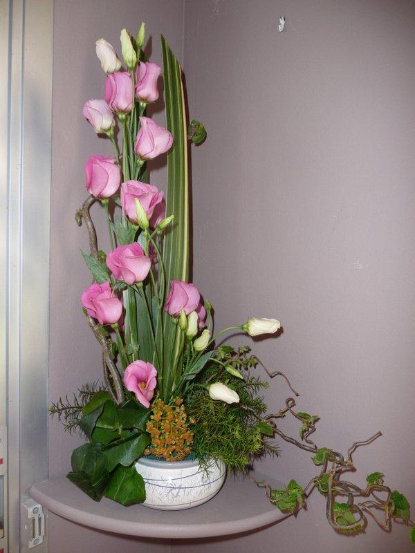 Articles de mimibrest tagg s lisianthus blog de for Lisianthus art floral