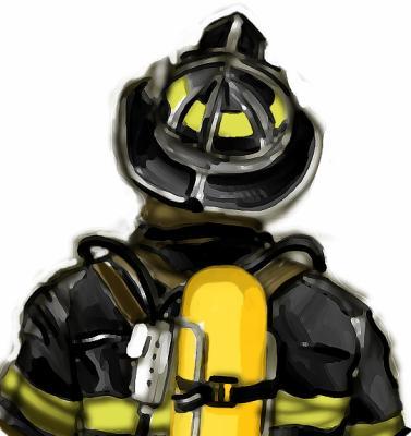 Dessin pompier americain 100 sapeurs pompiers - Dessin pompiers ...
