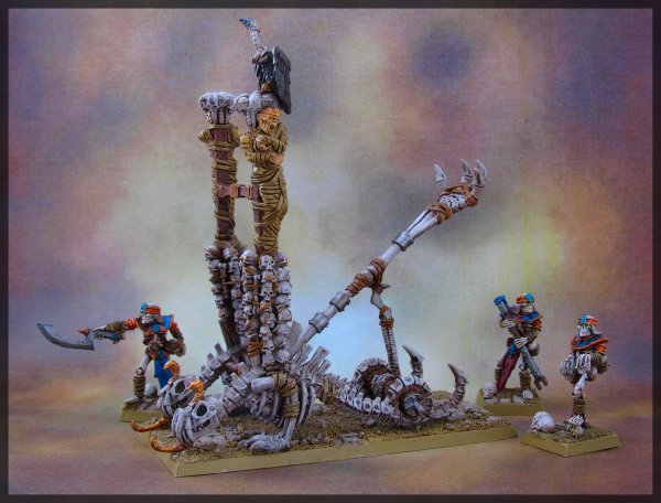 Figurines Rois des Tombes