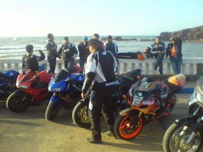Moto algerie blida