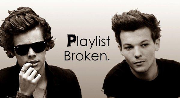 Playlist de Broken.